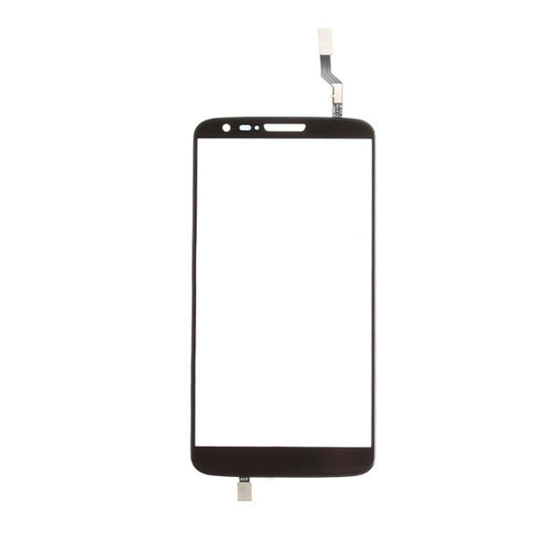 50pcs/lot 100% TEST For LG Optimus G2 D802 touch digitizer lcd screen glass with flex cable DHL Free Shipping + Tracking NO.(China (Mainland))