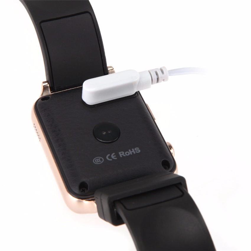 ถูก GT88กันน้ำกล้องดูสมาร์ทNFCบลูทูธสมาร์ทดูMateโทรศัพท์หญิงสำหรับiphoneซัมซุงทอง