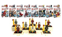 New Marvel Super Hero Avengers Star Wars Friends Minifigures Building Blocks Sets Bricks Toys Decool SY Lego Compatible(China (Mainland))