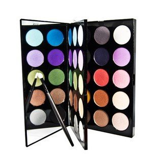 Profession Make-up !30 colors  double-deck Eye shadow makeup  eyeshadow palettes eyeshadow powder for eye beauty
