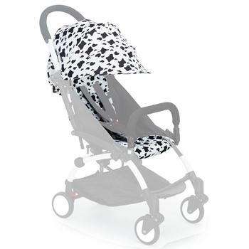 Muticolor Baby Yoya Stroller Seat Cushion Sunshade Pram Mat Umbrella Sun Shade Pushchairs Strollers Accessories for Carriage