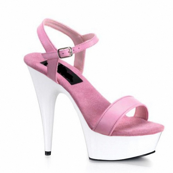 15 cm glass slipper Super stilettos Roman shoes soft face hollow out sandals Fish mouth shoes taking pictures(China (Mainland))