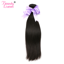 Buy BEAUTY LUEEN Straight Human Hair Remy Hair Bundles Peruvian Hair Weave Natural Color 8-28 inch Hair Can Dyed Free for $25.02 in AliExpress store