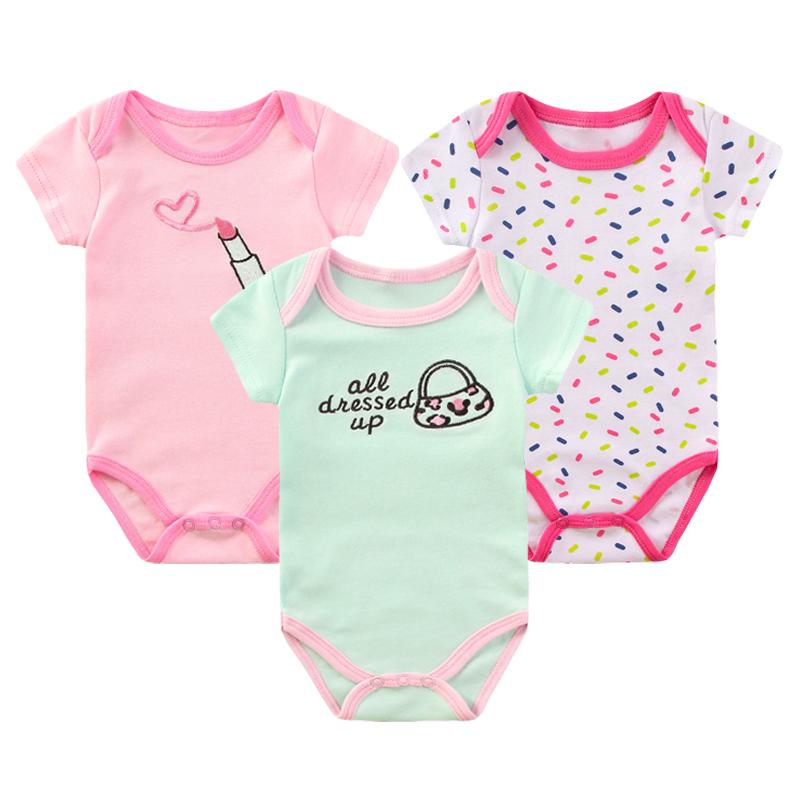Модное боди для новорожденных