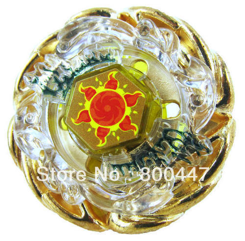 Hot Sales Beyblade Metal fusion Rapidity beyblade BBP03 NEW SUN GOD145AS with Double side spin Launcher(192pcs/Lot)(China (Mainland))