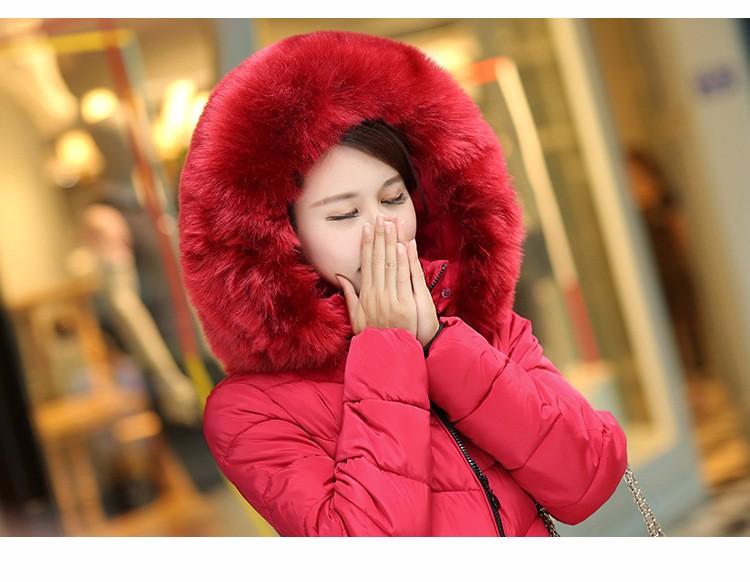 Kış ceket kadın parka manteau femme abrigos mujer camperas invierno 2016 kısa feminino casaco feminino jaqueta feminina