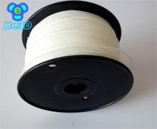 3D printer filaments ABS 1.75mm 1Kg Rubber Ribbon Consumables Material RepRap