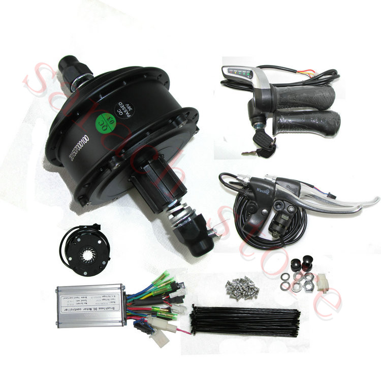 Pd750 Electric Motor Kit: 250W 48V 36hole Mini Electric Motor , Electric Bicycle Hub
