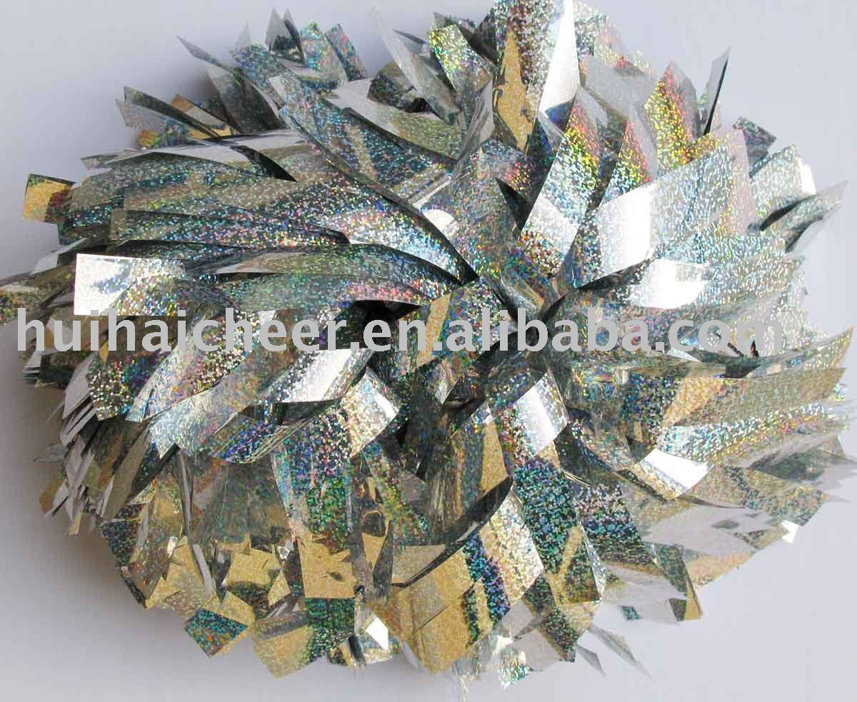 cheerleading pom poms(China (Mainland))