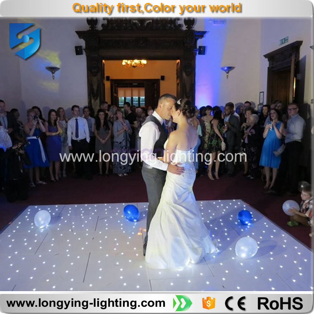 Buy disco panels star light up starlit portable led dance floor(China (Mainland))