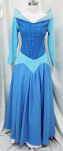 Custom Made High Quality Sleeping Beauty Aurora Dress Cosplay Costume for Christmas Halloween fancy dress
