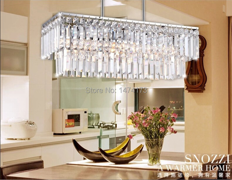dining room lustre crystal chandelier bar design for living room