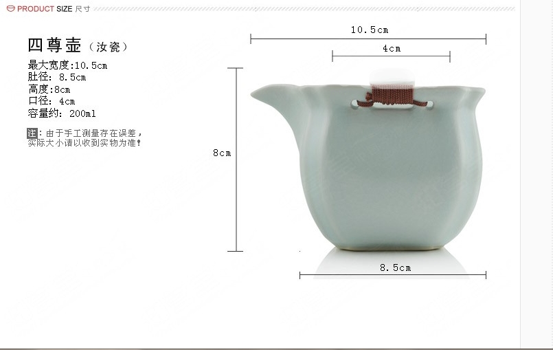 Chinese wind Contracted fashion ceramic pot(China (Mainland))