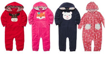 Retail original carter's romper baby rompers one piece jumpsuits NB-24M(China (Mainland))
