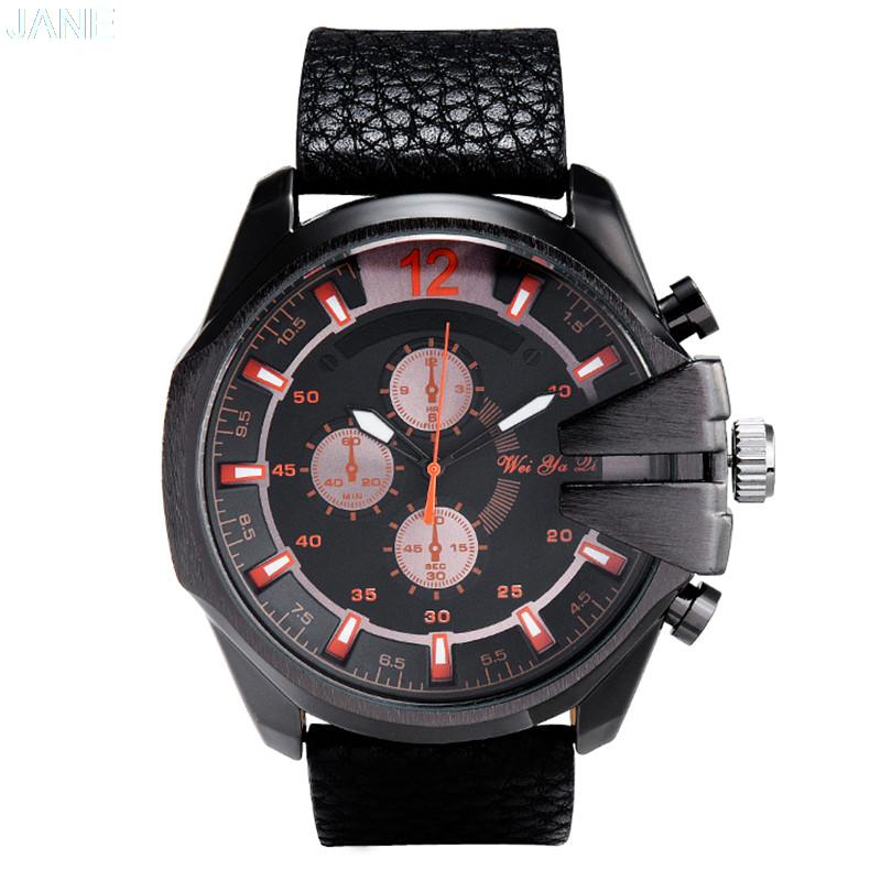 High Quality Weiyaqi Top Brand Brand Army Quartz Watch Fashion Brand Leisure Leisure