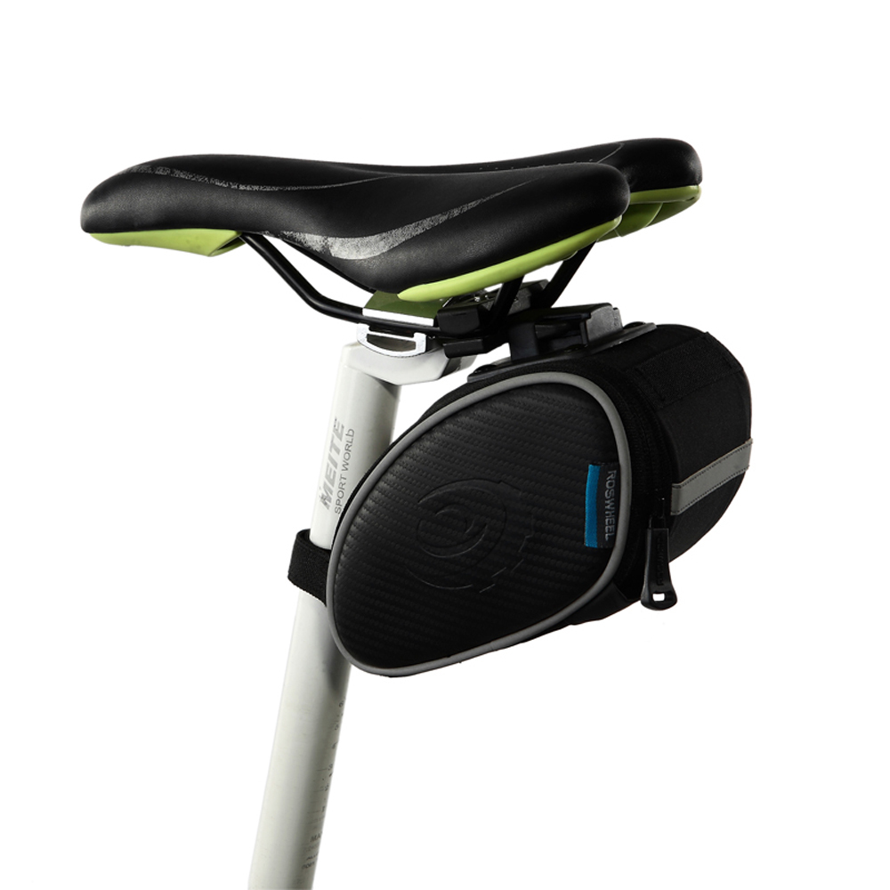 roswheel waterproof mountain road cycling pannier bicycle