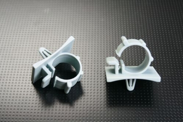 """20 x Nylon 8mm 5/16"""" ID Car Rod Wire Cable Loom Routing Clips Clamp free shipping(China (Mainland))"""