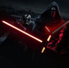 105cm Star Wars 7 The Force Awakens Kylo Ren Lightsaber LED Light&sound Light saber Darth Vader Figure Toys Children's Day Gift