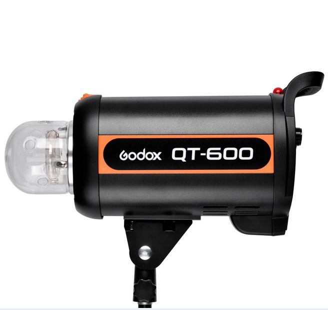 ถูก Godox QT-600 QT600 600วัตต์สตูดิโอถ่ายภาพS Trobeแสงแฟลชโคมไฟ600WSสำหรับแฟชั่นการถ่ายภาพศิลปะภาพงานแต่งงาน