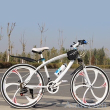 Free Shipping 26 Inch 24 Speed Mountain Bike Bicycle Colorful Road Bike With Double Disc Brake Russia Style