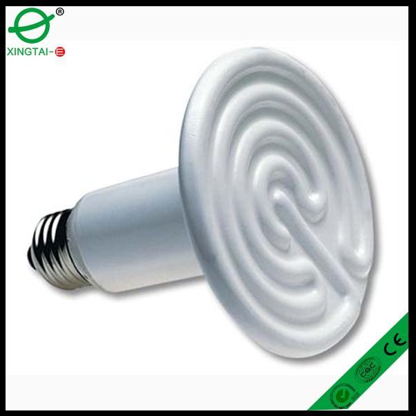 Ceramic Heat Infrared Lamp Bulb(China (Mainland))