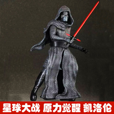 The anime CRAZY Star Wars Star Wars Black Knight Kelo hand force Awakening