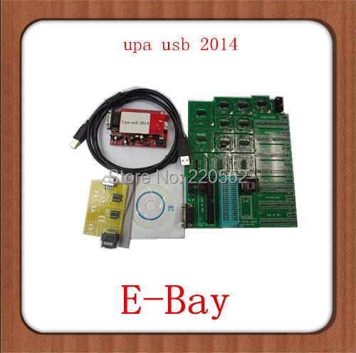 wholesale upa usb 2014 programmer upa serial programmer upa usb v1.3 free shipping(China (Mainland))