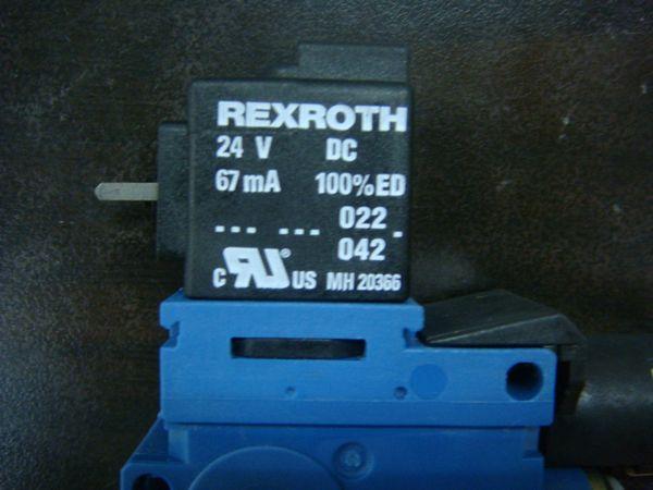 Фотография [SA] Positive! Goods in stock German Rexroth REXROTH - solenoid valve 24V  --2PCS/LOT