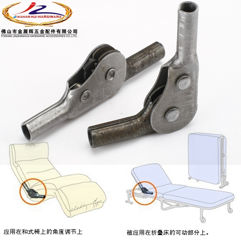 Adjustable Sofa Parts Folding Sofa Hardware Furniture Accessories Ratchet Hinges JZH-A-01(China (Mainland))