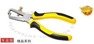 Tool Plastic Double Color Handle 6