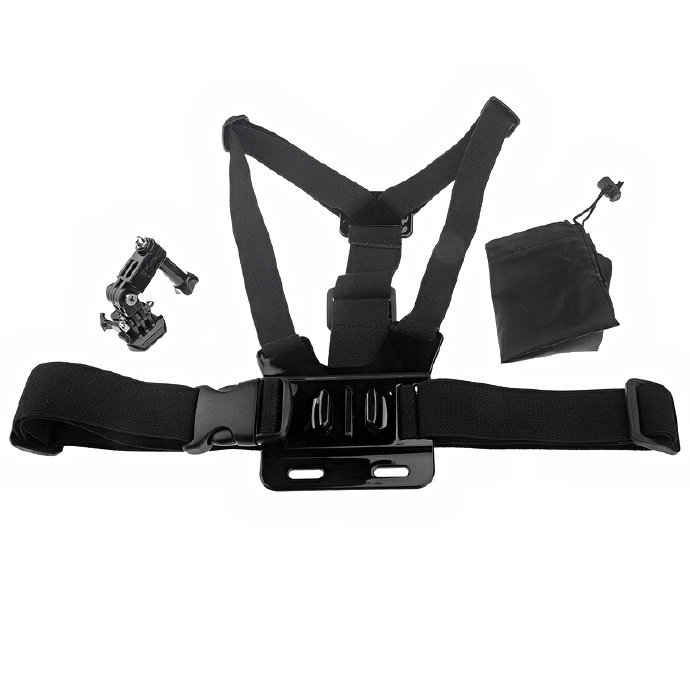 image for Head Chest Mount Floating Monopod Pole Accessories For GoPro Hero 1 2