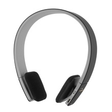 New Wireless Bluetooth Stereo Headphone Headset With Microphone for Laptop PC Phones for PS3 Skype Black
