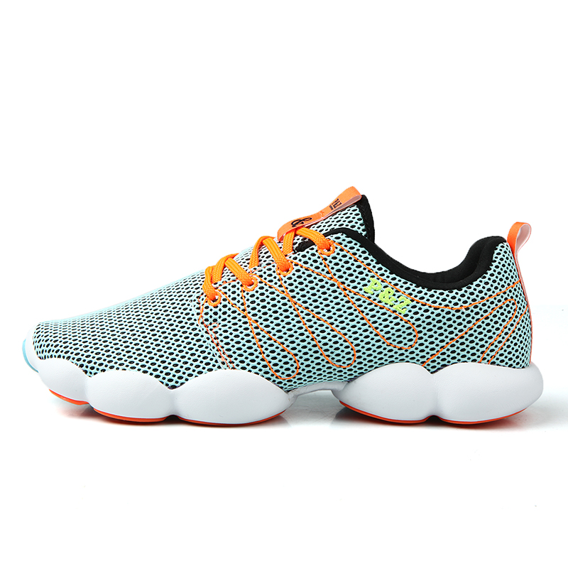 Newest Spring running shoes male breathable gauze sport shoes men mesh shoes jogging for run(China (Mainland))