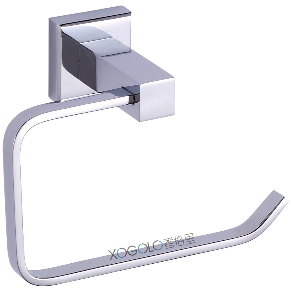 Copper toilet paper rack paper towel holder toilet paper holder roll holder 8551 bathroom hardware accessories (XP)(China (Mainland))