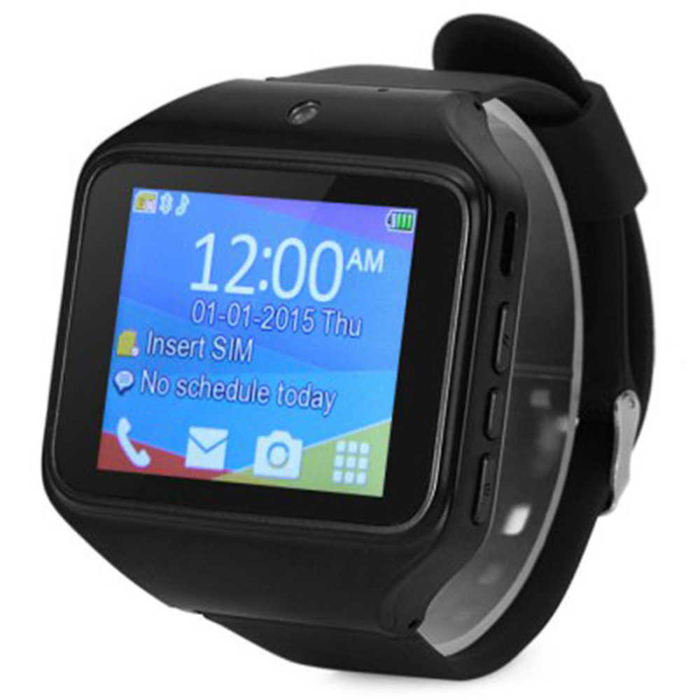 Newest Watch with 0.3mp Camera Bluetooth Headset LCD touch Screen Smartwatch Promotion<br><br>Aliexpress