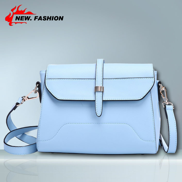 2015 Brief Women's Genuine Leather Handbag Bag Cowhide Messenger Bag