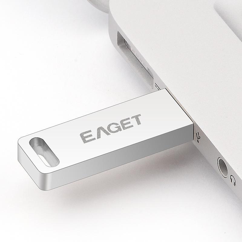 EAGET U60 USB 3.0 Flash Drives MINI metal waterproof Gift memory stick pen drive Thumb Drive pendrive 64GB 32GB 16GB Cle USB(China (Mainland))