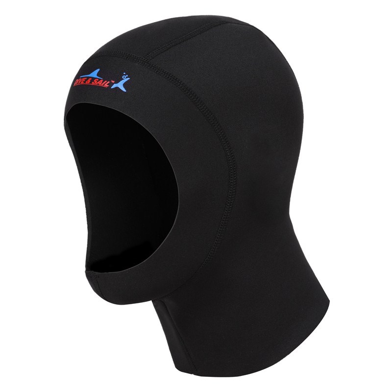 Wetsuits Premium Neoprene 1.0mm Sport Cap 1mm Scuba Diving Hood /no Bib (Brand Dive & Sail)(China (Mainland))