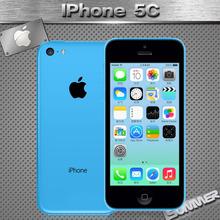 Original Unlocked Apple iPhone 5C Cell phones 16GB 32GB dual core WCDMA+WiFi+GPS 8MP Camera 4.0″ Mobile Phone Smartphone