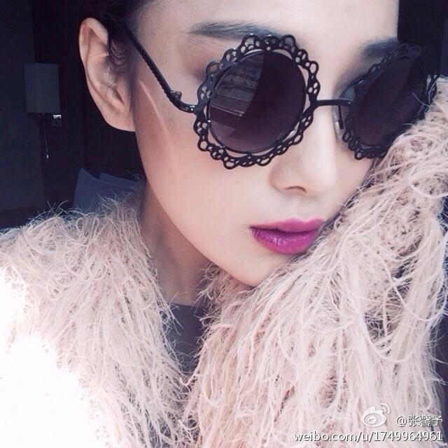 Laciness sunglasses flower cutout lace women's sunglasses personalized urban outfitter(China (Mainland))