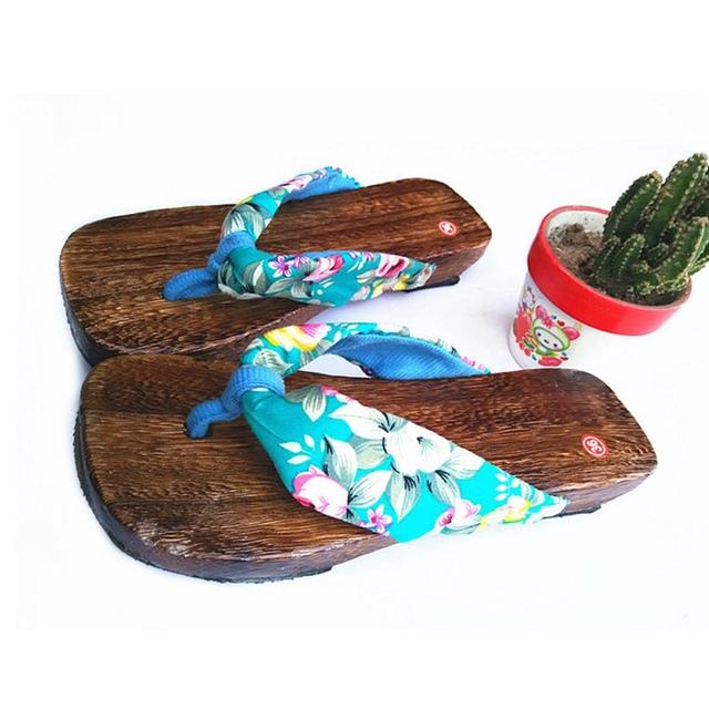 Высокое качество летний стиль женщины забивает национальный ветер сандалии тапочки ...