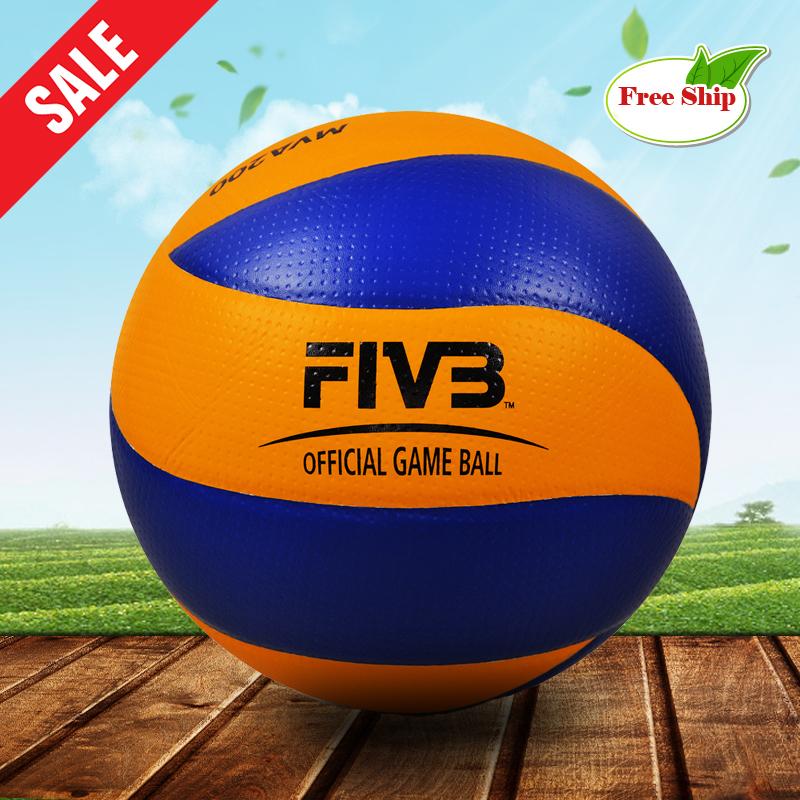 Free shipping Mikasa MVA200 Soft Touch ball Volleyball Size 5 Beach Official Volleyball ball Outdoor Training Handball BF-02-013(China (Mainland))