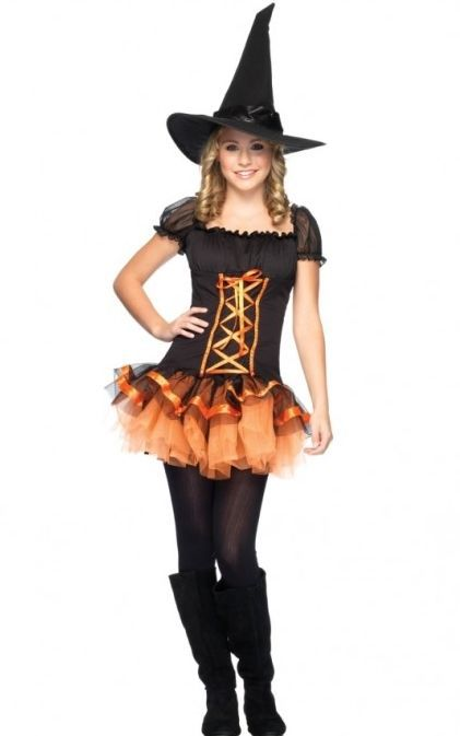 Free Shipping High Quality Tutu Witch Costume PP1272 Sexy Costumes Women Halloween(China (Mainland))