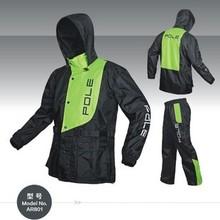 Free shipping original single POLE Polaroid motorcycle riding clothes raincoat AR801 snow g Fabric / Green