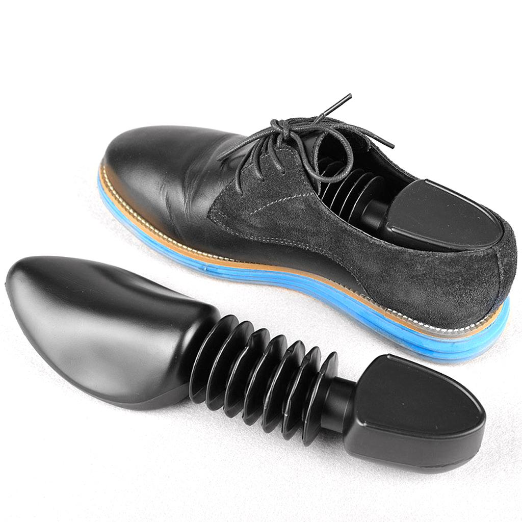 1 Pair Adjustabale Shoe Tree Shoes Shade Trees Shoe Stretcher Shaper Tree for Women Men Kids EU 30-45