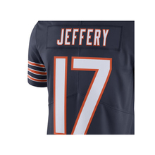 Men's Alshon Jeffery 17# Navy Color Rush Limited Jersey Free Shipping(China (Mainland))