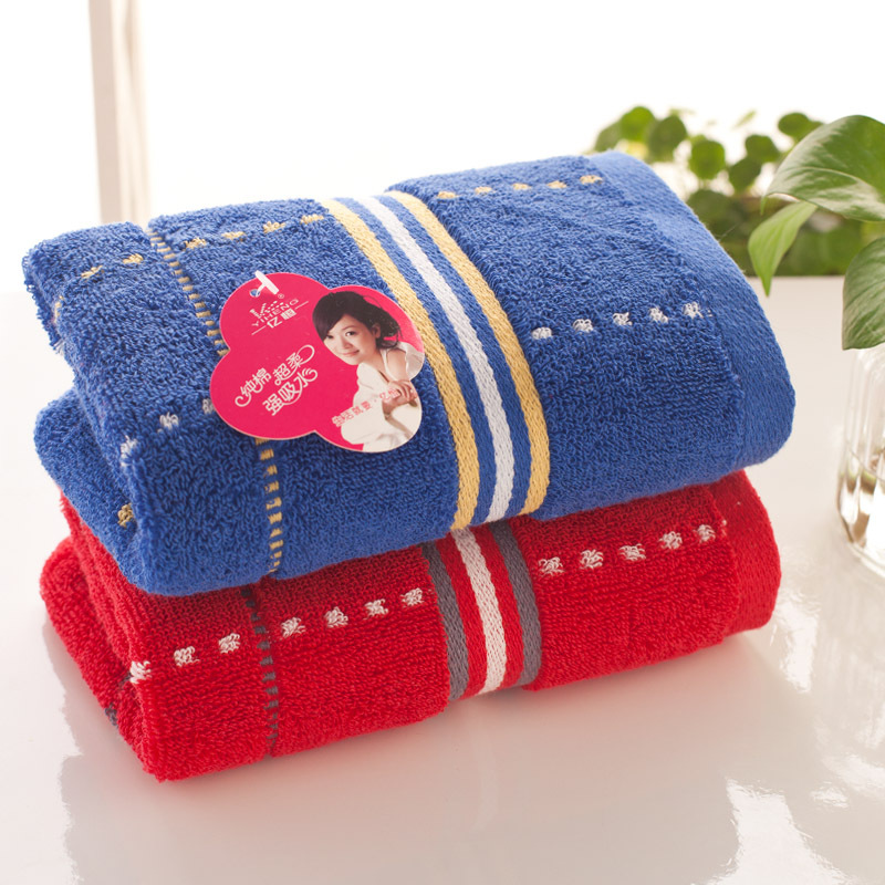 Soft towels bathroom washcloth face towels cotton 34*76cm high quality hand towel cheap beach towels sport(China (Mainland))