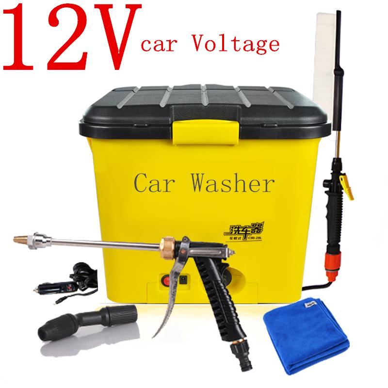 Car Wash Spray Gun ... Car wash portable washing device,high pressure spray gun,25L capacity