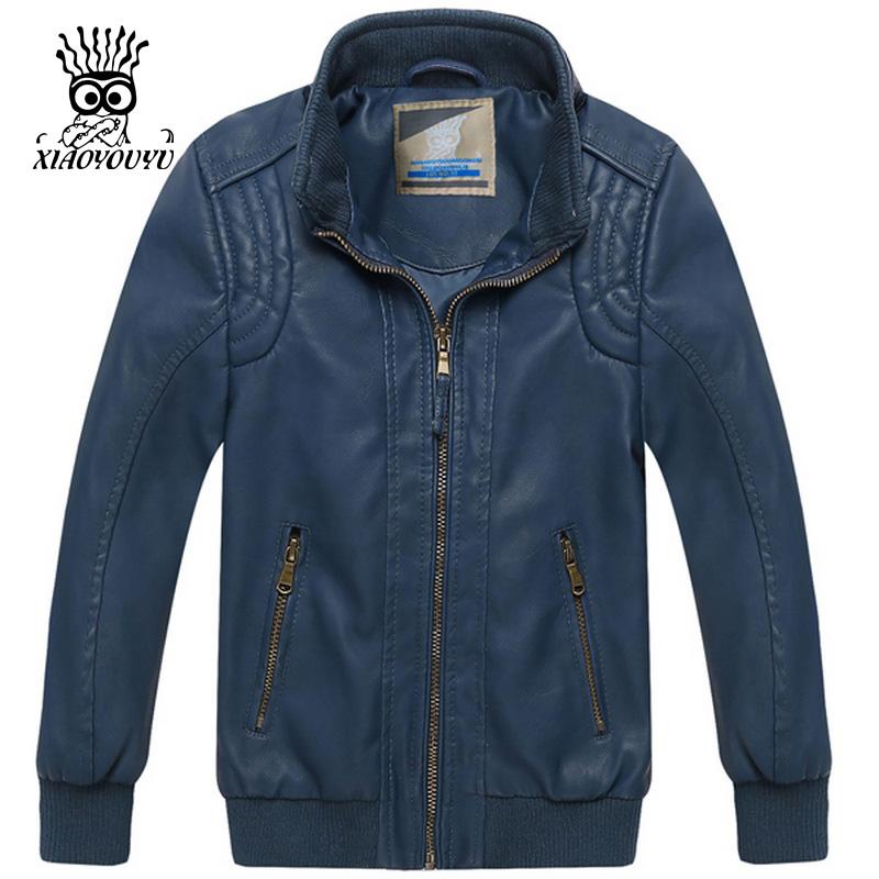 XIAOYOUYU Size 80-100 cm Baby Boy Outdoor Winter Jacket High Quality Kids Coat Children Outwear(China (Mainland))