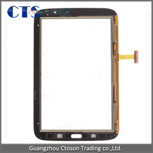 for Samsung N5100 touchscreen front digitizer touch screen phones china tp Accessories Parts Phones & telecommunications